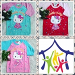 Kaos Anak Karakter Kiddos Hello Kitty