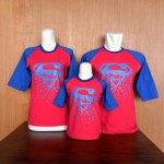 Kaos Couple Kiddos Superman